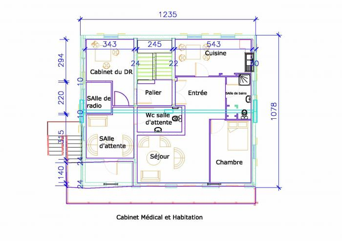Architectes et plans de maison for Abrite des plans et des plans