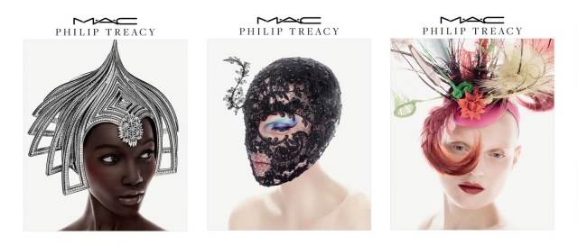 MAC X Philip Treacy Collection