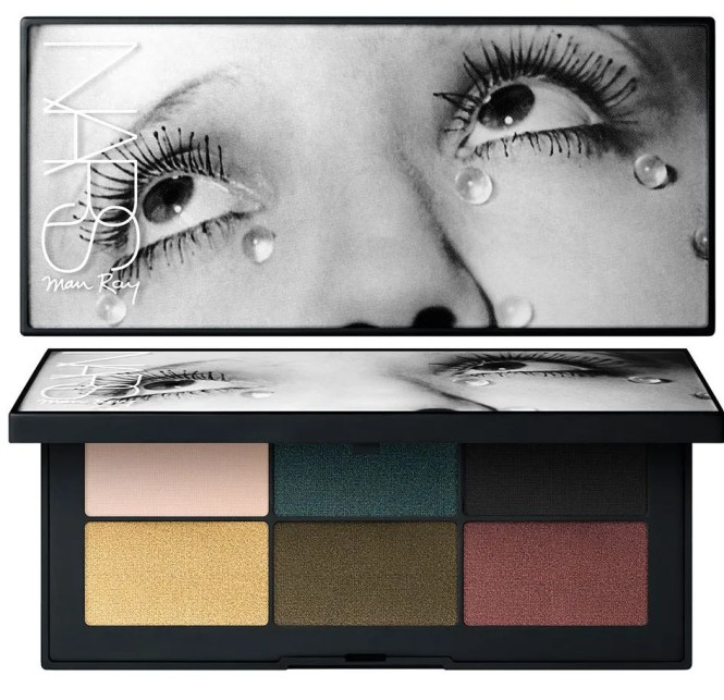 man-ray-for-nars-glass-tears-eyeshadow-palette