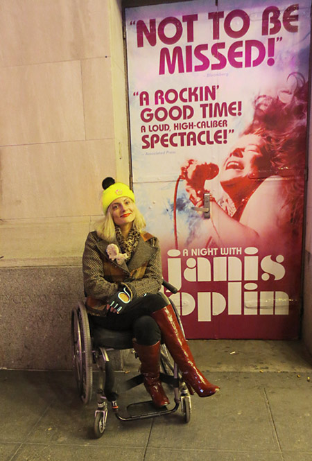 Prettycripple at Janis Joplin on Broadway