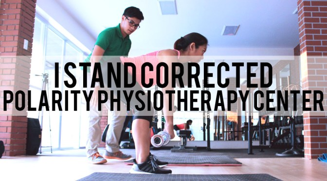 I Stand Corrected: Myofascial Release at Polarity Physiotherapy Center