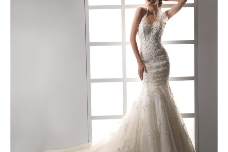top 20 fascinating mermaid wedding dresses11