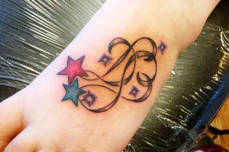 star tattoo designs free tattoo