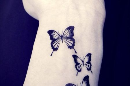 pretty erfly tattoo