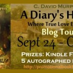 A Diary&#8217;s House Book Tour: Win a Kindle Fire!