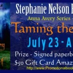 Taming the Wolf Book Tour