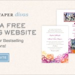 Create a Free Wedding Website with Wedding Paper Divas