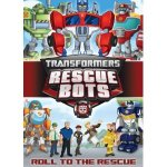 Transformers Rescue Bots: Roll to the Rescue DVD Review
