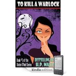 Book Review- To Kill A Warlock by HP Mallory