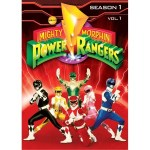 DVD Review: Mighty Morphin Power Rangers Season One Volume One