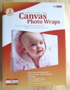 Canvas Photo Wraps Kit