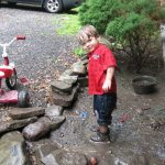 Foto Friday: Playing in The Mud