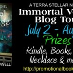 Immortal Voyage Book Tour: Win Kindle Books, Swag, a Necklace, and More!