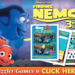 Celebrate the Upcoming Release of Finding Nemo 3D with Fun Puzzles!