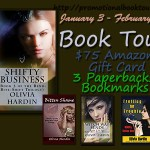 Shifty Business Book Tour: Excerpt