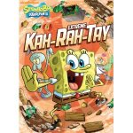 SpongeBob Squarepants Extreme Kah-Rah-Tay DVD Review