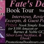 Fate's Design Book Tour Guest Post: The Cast of Fate's Design
