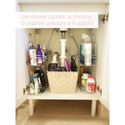 Small Crop Of Bathroom Shelves For Small Spaces