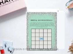 Small Of Bridal Shower Bingo