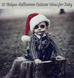 25 Unique Halloween Costume Ideas for Baby