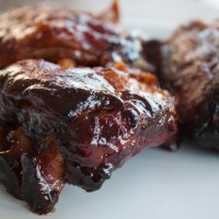 The Easiest Crock Pot BBQ Ribs Recipe