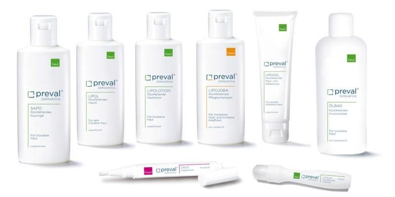 Preval-Gruppenproduktbild