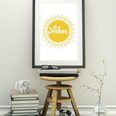 3 Free Prints for Your Gallery Wall – LDS General Womens' Meeting September 2016