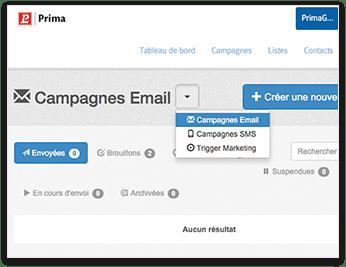 primanews-interface