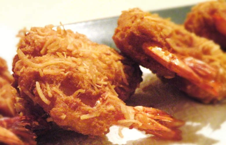 Paleo Coconut Shrimp I