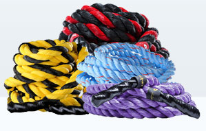 Featured product - battle ropes