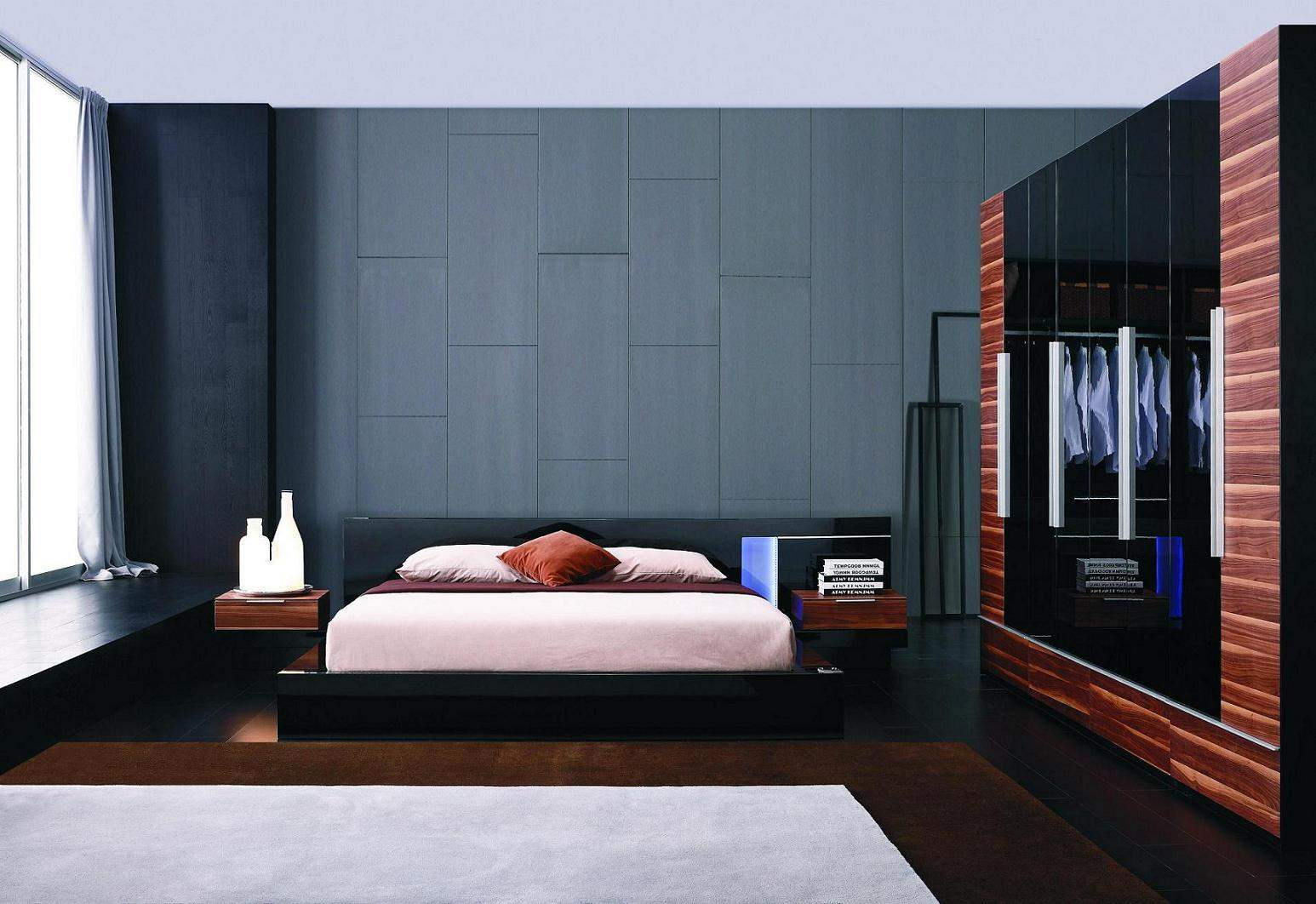 Cute Blue Light Kansas Master Bedroom Set Ikea Master Bedroom Sets Rustic Bedroom Sets Master Bedroom Furniture Exclusive Lear Designer Bedroom Set houzz-03 Master Bedroom Sets