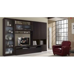 Staggering Media Wenge Wall Entertainment Centers Wall Accessories Italian Made Huge Wall Entertainment Unit Sale Wall Entertainment Center Images