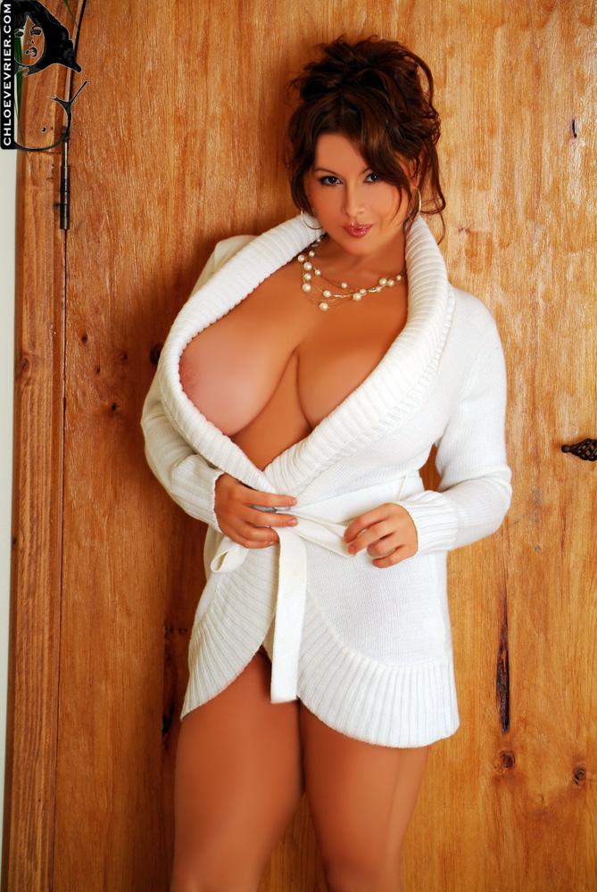 mom big tits lingerie