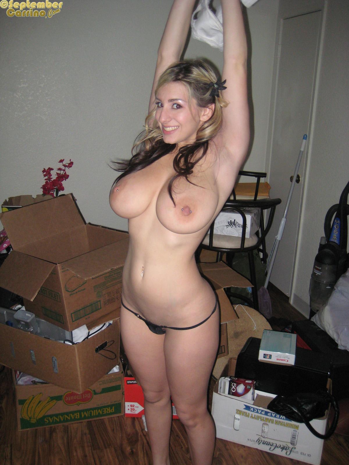 candid busty bikini