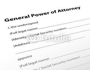 Image result for general power of attorney