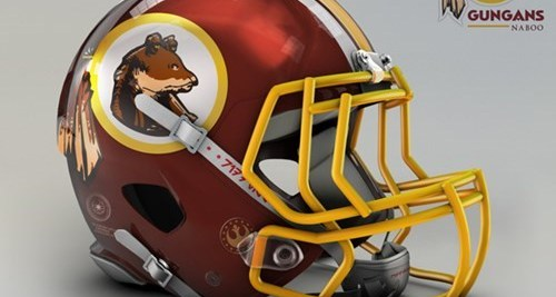 Star Wars Redskins
