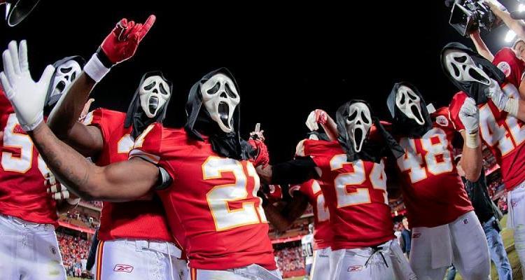 Chiefs Halloween