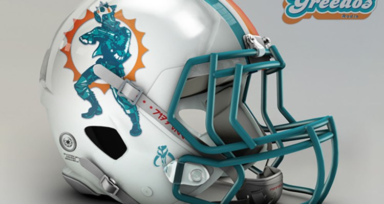 Dolphins Star Wars