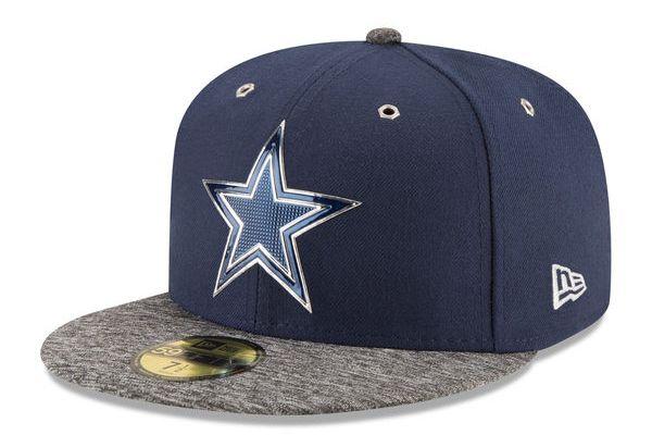 Gorra New Era Draft 2016 Cowboys