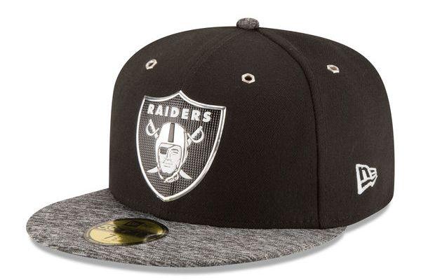 Gorra New Era Draft 2016 Raiders