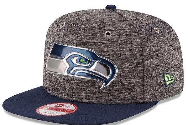 Gorra New Era Draft 2016 Seahawks 2