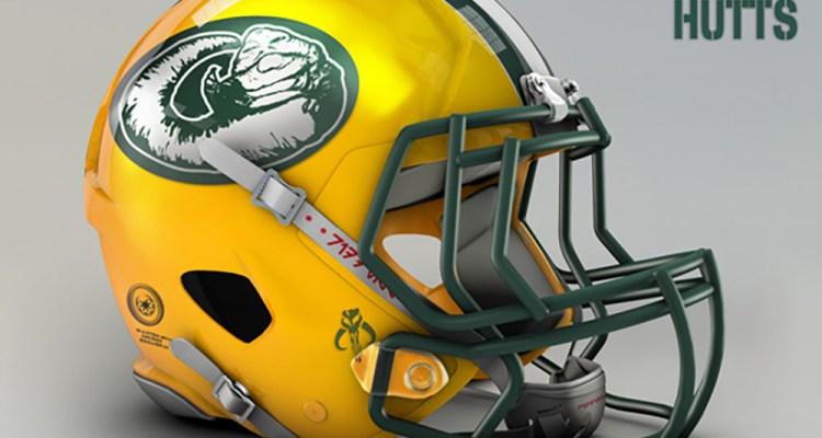 Packers Star Wars