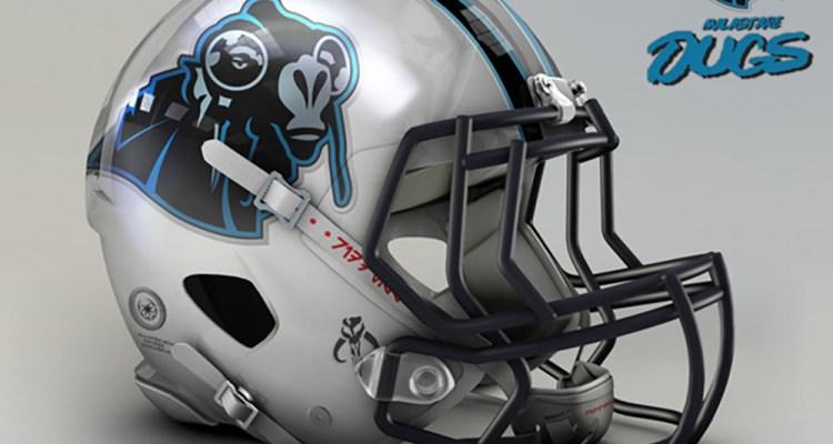 Panthers Star Wars