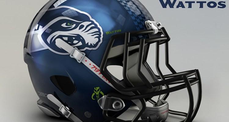Seahawks Star Wars