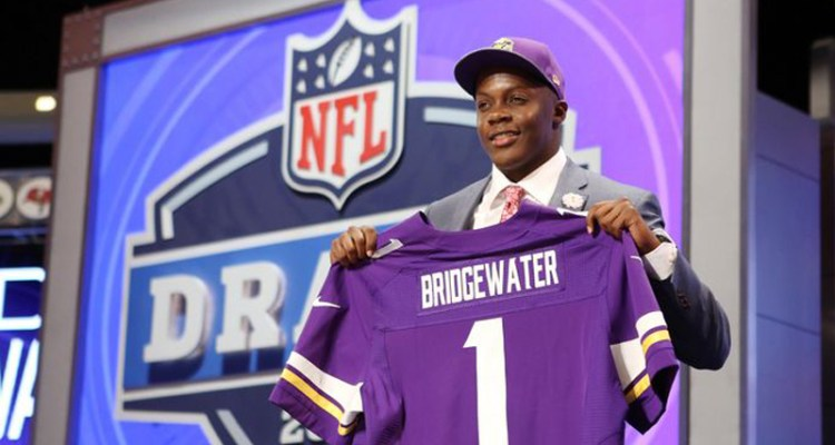 Teddy_Bridgewater_Draft_Vikings