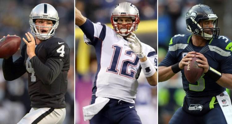 mejores quarterbacks de la NFL 2017