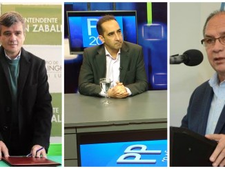 Zabaleta, Tagliaferro y Descalzo