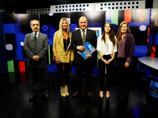 El equipo de fiscales que participó en el juicio contra Cuello tras la entrevista exclusiva con Adrián Noriega en Primer Plano