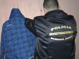 Detenido por robar combis