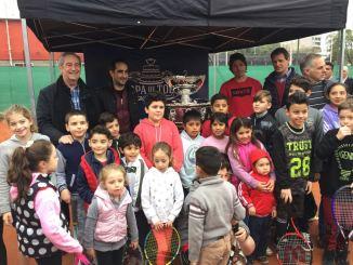 Copa Davis en Morón